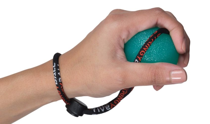 Guide To Using Stress Balls For Physical Therapy