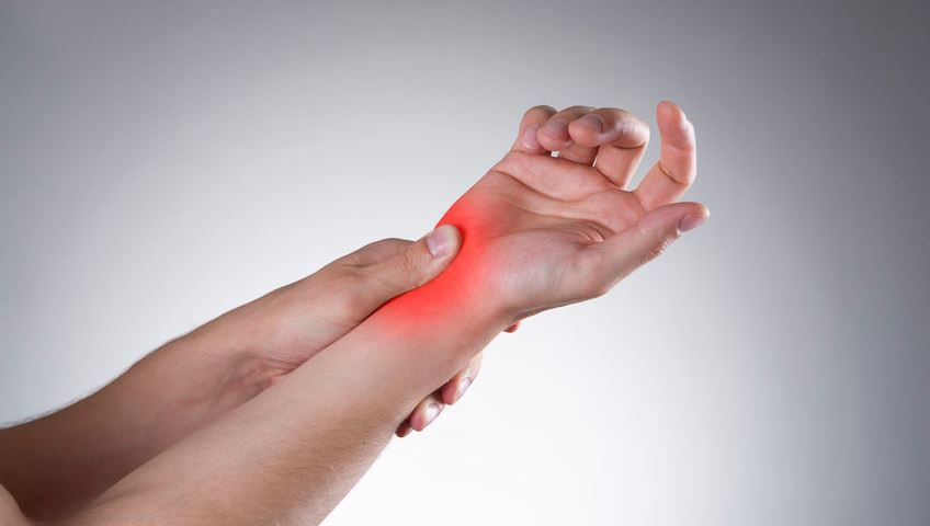 Carpal Tunnel Syndrome Treatment With Squeeze Ball