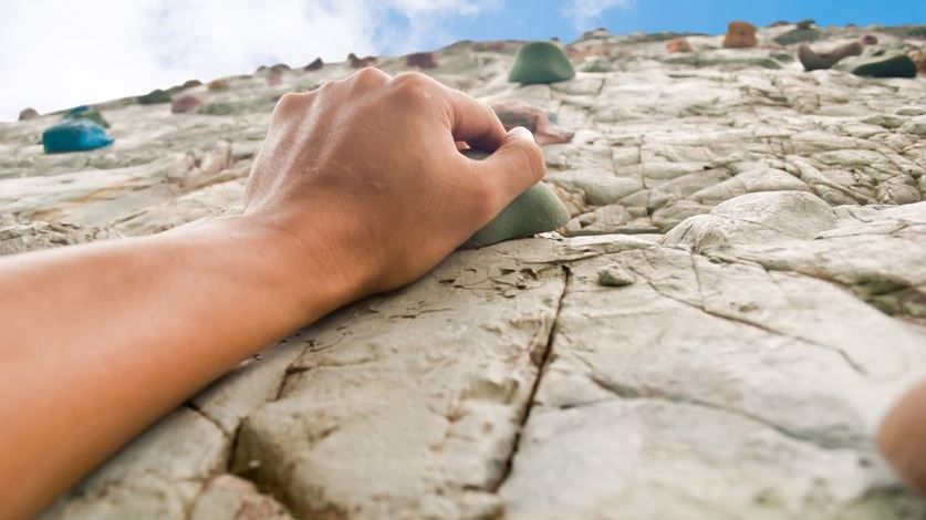 Finger Strength Development With Stress Balls